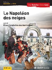 LE NAPOLEON DES NEIGES - LOT DE 5 ROMANS