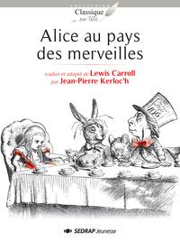 ALICE AU PAYS DES MERVEILLES - 25 ROMANS + FICHIER