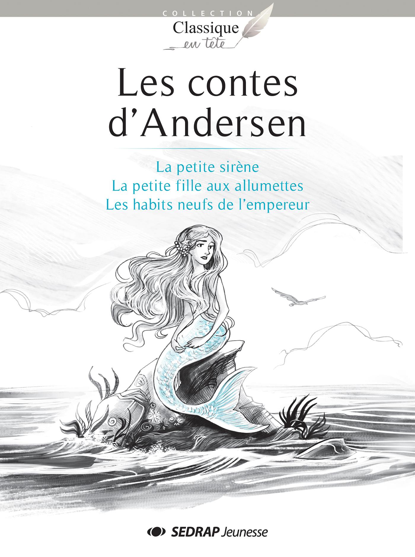 CONTES D'ANDERSEN - 5 ROMANS + FICHIER
