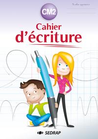CAHIER D'ECRITURE CM2 - LOT DE 5