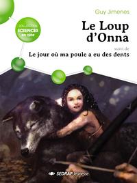 LE LOUP D'ONNA - LOT DE 5 ROMANS