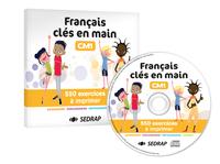 FRANCAIS CLES EN MAIN CM1 - CD RESSOURCES