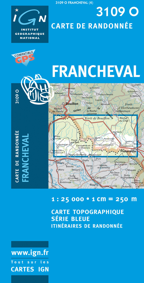 AED 3109O FRANCHEVAL