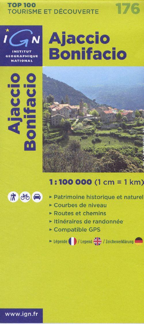 AED AJACCIO/BONIFACIO  1/100.000