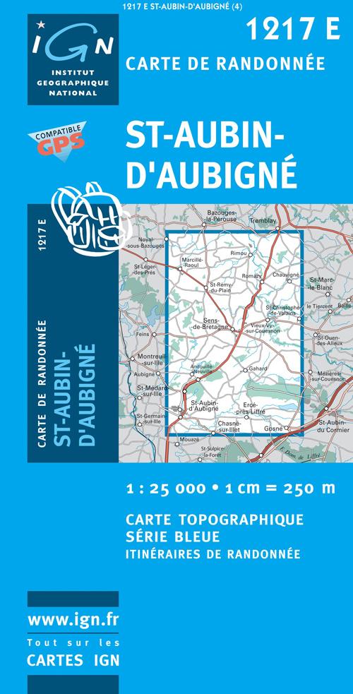 AED 1217E ST-AUBIN-D'AUBIGNE
