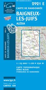 AED 2921E BAIGNEUX-LES-JUIFS