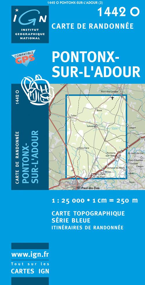 AED 1442O PONTONX-SUR-L'ADOUR