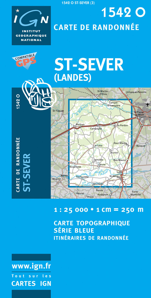 AED 1542O ST-SEVER (LANDES)