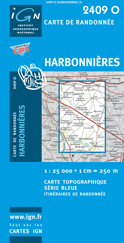 AED 2409O HARBONNIERES