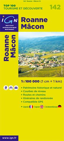 AED ROANNE/MACON  1/100.000