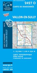 AED 2427O VALLON-EN-SULLY