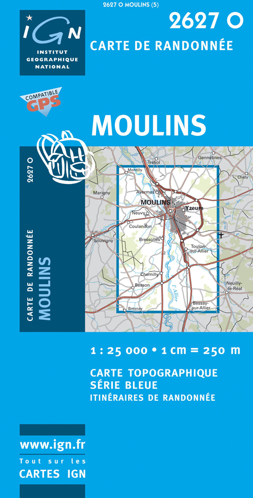 AED 2627O MOULINS