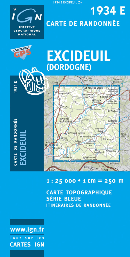 1934E EXCIDEUIL (DORDOGNE)
