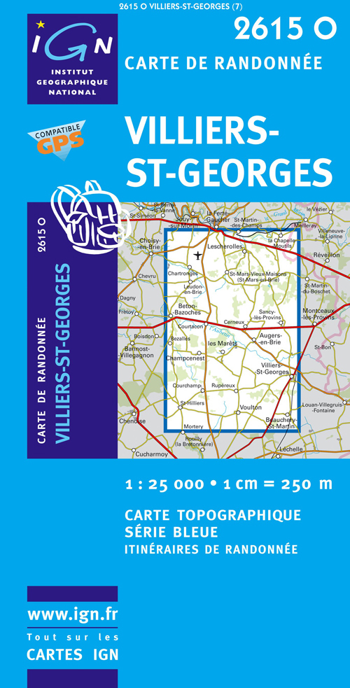 2615O VILLIERS-ST-GEORGES