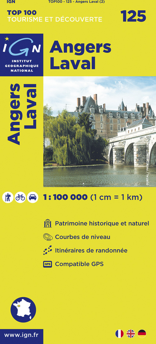 AED ANGERS/LAVAL  1/100.000