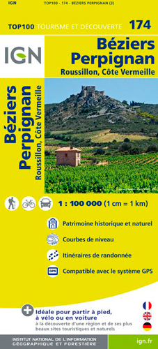 AED TOP100174 BEZIERS/PERIGNAN  1/100.0000