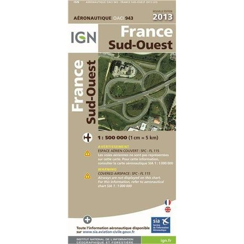 AED OACI943 FRANCE SUD-OUEST 2013