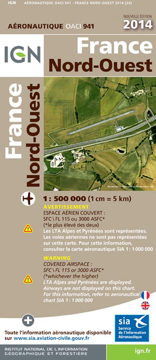 AED OACI941 FRANCE NORD-OUEST 2014