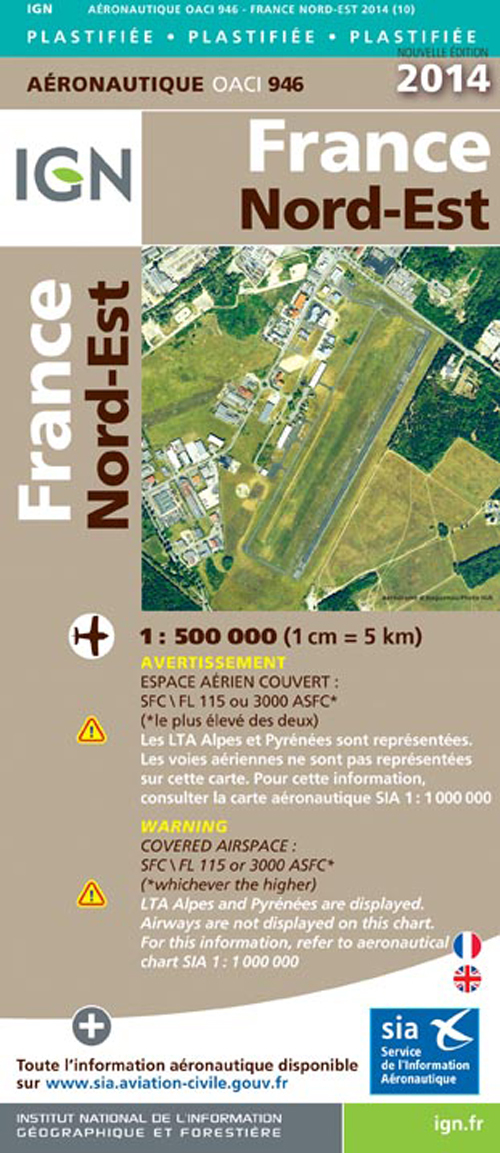 AED OACI946 FRANCE NORD-EST PLAST. 2014