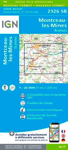 2926SB MONTCEAU-LES-MINES/ECUISSES