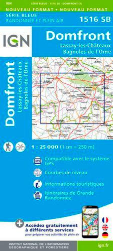 1516SB DOMFRONT/LASSAY-LES-CHATEAUX/BAGNOLLE-DE-L'ORME