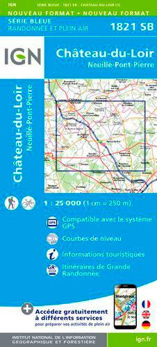1821SB CHATEAU-DU-LOIR/NEUILLE-PONT-PIERRE