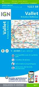 1323SB VALLET/LE LOROUX-BOTTEREAU