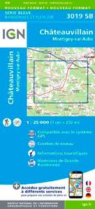 3019SB CHATEAUVILLAIN/MONTIGNY-SUR-AUBE