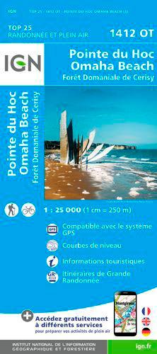 1412OT POINTE DU HOC - OMAHA BEACH FORET DOMANIALE DE CERISY