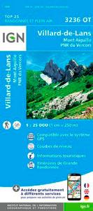 3236OT VILLARD-DE-LANS/MONT AIGUILLE/PNR DU VERCORS