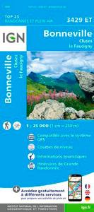 3429ET BONNEVILLE/CLUSES/LE FAUCIGNY