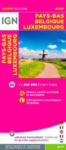 BEN01 PAYS-BAS/BELGIQUE/LUXEMBOURG  1/300.000