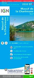 3333OTR MASSIF DE LA CHARTREUSE NORD (RESISTANTE)