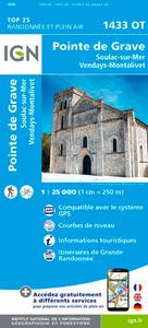 1433OT SOULAC-SUR-MER.MONTALIVET.POINTE DE GRAVE