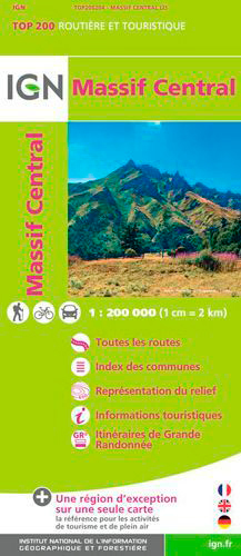 TOP200204 MASSIF CENTRAL