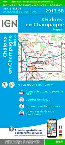 2913SB CHALONS-EN-CHAMPAGNE.SUIPPES