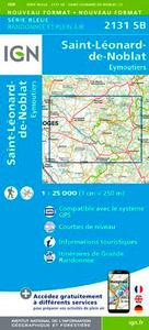 2131SB ST-LEONARD-.DE-NOBLAT.EYMOUTIERS