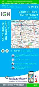 1316SB ST-HILAIRE-DU-HARCOUET.ST-JAMES