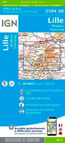 2504SB LILLE/ROUBAIX/TOURCOING