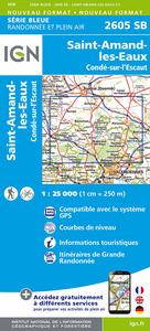 2605SB ST AMAND LES EAUX/CONDE SUR L'ESCAUT