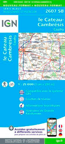 2607SB LE CATEAU-CAMBRESIS/CAUDRY