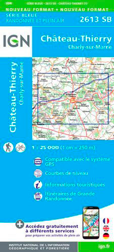 2613SB CHATEAU-THIERRY/CHARLY-SUR-MARNE