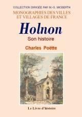 HOLNON (HISTOIRE D')