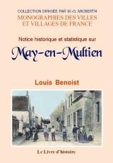 MAY-EN-MULTIEN (NOTICE HISTORIQUE ET STATISTIQUE SUR)