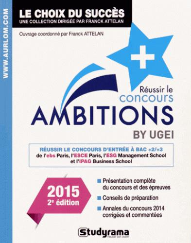 CONCOURS AMBITION +
