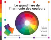 GRAND LIVRE HARMONIE COULEURS