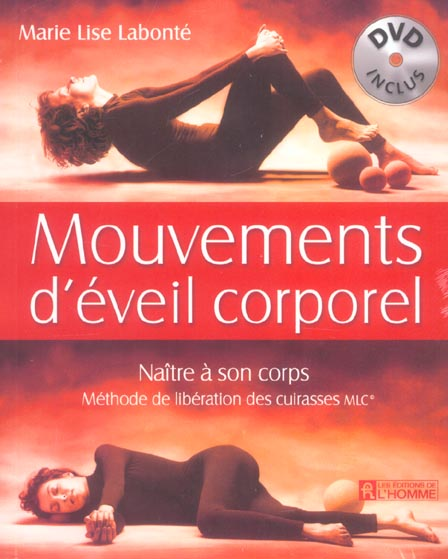 MOUVEMENTS D'EVEIL CORPOREL DVD INCLUS
