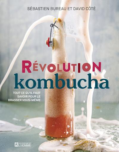 REVOLUTION KOMBUCHA