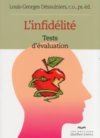 L'INFIDELITE - TESTS D'EVALUATION