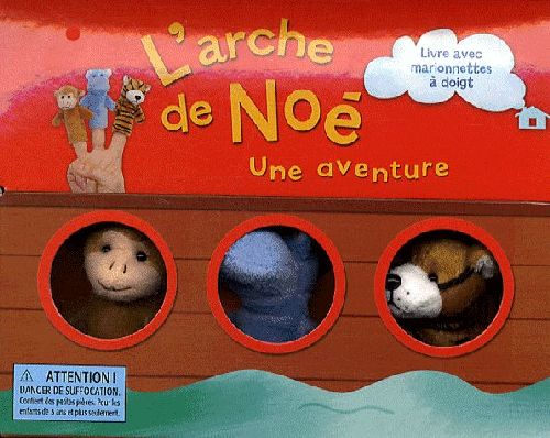 L'ARCHE DE NOE, UNE AVENTURE MARIONNETTES